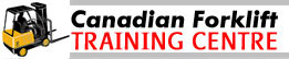 forklift training brampton